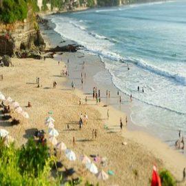Bali Walk Beach